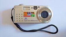Sony Cyber-shot DSC-P5 3.2MP Digital Camera - Silver