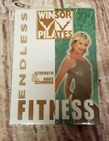 Winsor Pilates Endless Fitness Series: Strength & Body Slimming New DVD 38 Mins