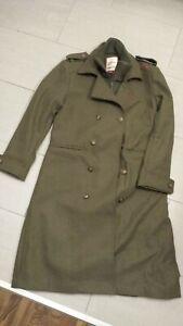Joe Browns England Herren Mantel M 48 Trenchcoat Militärstil Military Uniform