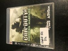 Call of Duty 4: Modern Warfare - **GREATEST HITS DISC** (Sony PlayStation) PS3
