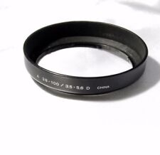 Used Genuine Minolta Lens Hood A 28 - 100mm f3.5 - 5.6 D (9105019) Maxxum zoom