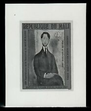 Photo Essay, Mali ScC490 Painting, Amedeo Modigliani.
