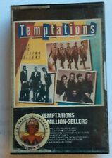 All the Million-Sellers by The Temptations-cassette My girl, cloud 9,Papa was...