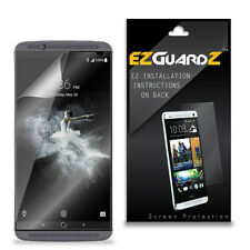4X EZguardz Screen Protector Skin Cover Shield 4X For ZTE Axon 7