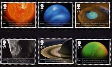 GB 2012 Space Science SG 3408-3413 MNH