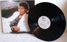 MICHAEL JACKSON THRILLER Jacksons 5 Five VINYL LP ALBUM Lyrics EPC85930 EX-/EX-