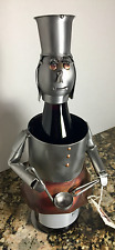 H & K Chef Steel and Copper Wine Caddy