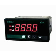 HB404T-A digital display ammeter current 4-20ma input 96 48 relay output