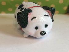 Disney Tsum Tsum Vinyl Figure MEDIUM Lucky Dog Tsparkle Tsurprise Series 10 HTF!