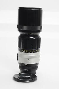 Nikon Nikkor Non-AI 300mm f4.5 H Lens 300/4.5 #407