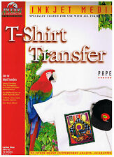 Amazon Imaging 8.5X11 Inkjet T-Shirt Transfer paper 3 PACK/10 Total 30 sheets