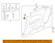 HONDA OEM Interior-Rear Sill Plate Clip 91560SZWJ01