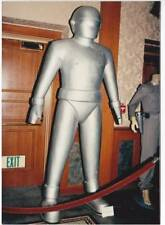 Color photo of GORT THE ROBOT from the FORREST J ACKERMAN COLLECTION