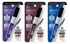 Maybelline Snapscara Mascara ~ Choose Your Shade ~ Blue, Black Cherry, Violet