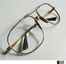 Lozza Zilo 14 kt  montatura per occhiali vintage 1950s