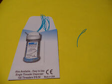 10 Dental Floss Threaders in 1 Convenient Package Free 1st Class Shipping
