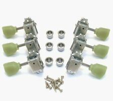 Wilkinson WJ-44 Tombstone Tuilip Guitar Machine Heads x 6 (3 to a side)