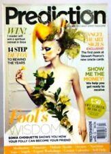 PREDICTION Magazine UK 1st MIND Body SPIRIT Fool Wisdom 14 Steps to DETOX Oracle