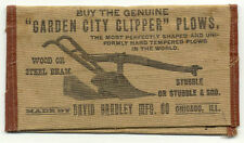 OLD GARDEN CITY CLIPPER PLOWS & FARM EQUIP POCKET, CLOTH HOLDER *ON SALE* TC534