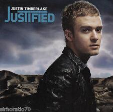JUSTIN TIMBERLAKE Justified CD