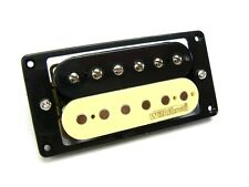 """Wilkinson"" Zebra-Humbucker MWHZN Neck-Position incl. Rahmen, splitbar"