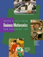 Business Mathematics for Colleges (MB-Business/Vocational Math)