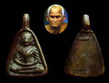 LP NGERN first generation Pim Job Lek BE 2460 Thai Amulet.