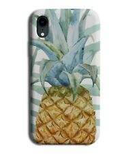 Exotic Pineapples Pattern Phone Case Cover Print Pineapple Fruit Retro G982