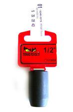 Teng outil chrome-molybdène acier Paroi Douille impact 11mm 1.3cm 920511a-c