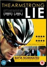 The Armstrong Lie DVD X1a 2014