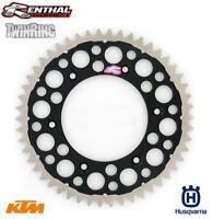 Renthal TwinRing Sprocket KTM SX SXF EXC EXC-F Husqvarna TC FE TE FC 50T Black