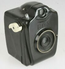Bilora Boy Bakelit-Kamera 4x6cm (schwarz) für 127er Film
