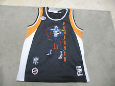 VINTAGE Johnny Blaze Punisher Basketball Jersey Adult 2XL XXL Wu Tang Rap Tee S