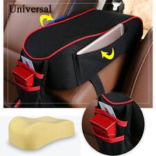 Car Armrest Cover Pad Center Console Box Armrest Pillow Memory Foam Universal