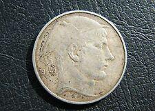 Belgium 20 Francs 1949 silver
