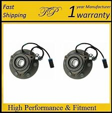 Pair L&R FRONT Wheel Hub Bearing Assembly for Chevrolet Astro Van (AWD) 2003-05