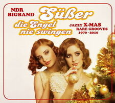 NDR Bigband Süßer die Engel nie swingen Jazzy X-Mas Rare Grooves 1970-2010 CD