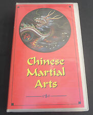 Chinese Martial Arts Wushu Cudgel Play VHS rare oop TC Media 1995