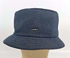 NWOT Kangol Dazzle Herringbone Arnold Tweed Hat Cap — Size Small
