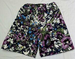 Ladies Cotton Sateen Long Leg Shorts sew-ezy-australia