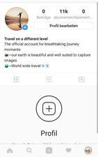 Account Instagram 10K+ BEST PRICE !!