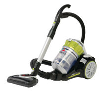 BISSELL Powergroom™ Multi-Cyclonic Canister Vacuum | 1654 Refurbished!