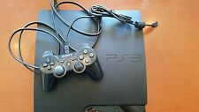 Play Station 3 PS3 CECH-3001A Console & Controller
