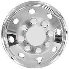 "IVECO DAILY 16"" INCH CHROME DEEP DISH VAN WHEEL TRIMS FULL SET OF 4"