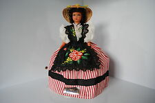 (N°9) ANCIENNE POUPEE FOLKLORIQUE DOLL MAGALI SNF REGION PROVENCE NICE