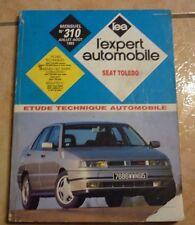 revue technique l'expert automobile l'ea N°310 SEAT TOLEDO + FICHES TECHNIQUE