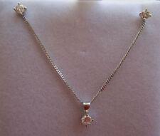 White Gold Good Fine Diamond Necklaces & Pendants