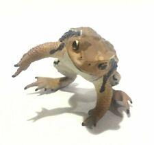 Kitan Club Nature Techni Colour Common Toad Frog Realistic Keychain Figure