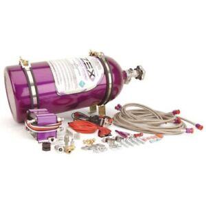 Nitrous Oxide Injection System Kit-VIN: V Zex 82023