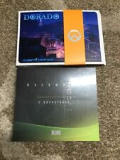 Overwatch Collector's Edition Official Soundtrack NEW/SEALED + Postcards set